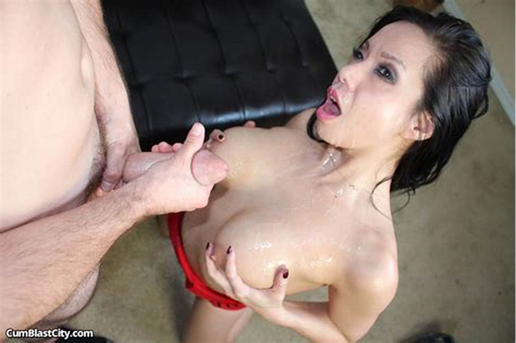 #Kimmy #Lee #Bathed #In #A #Huge #Creamy #Load