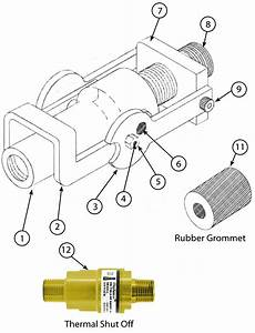Excothermic Cutter Wiring Diagram