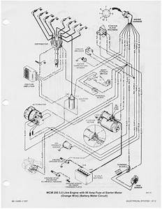 Mercruiser 4 3 V6 Wiring Diagram