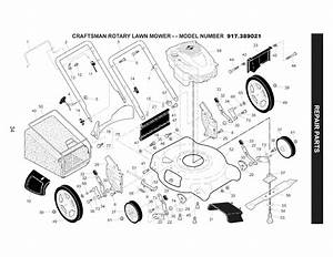 Page 34 Of Craftsman Lawn Mower 917 389021 User Guide