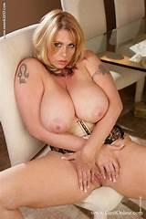 Blond bbw big tits