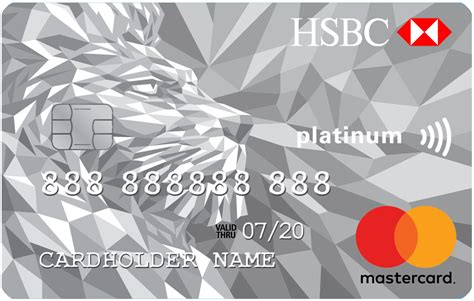 The offer is valid for successful completion of video kyc after completing online credit card application by self during the period 15 th february 2021 to 31 st july 2021 (offer period). Mastercard Platinum Credit Card | HSBC AM