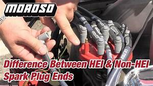 Difference Between Hei  U0026 Non-hei Spark Plug Ends