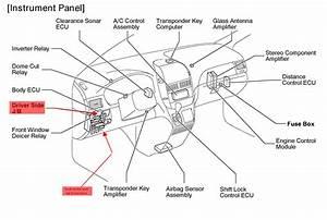 Toyota Sienna Body Parts Diagram
