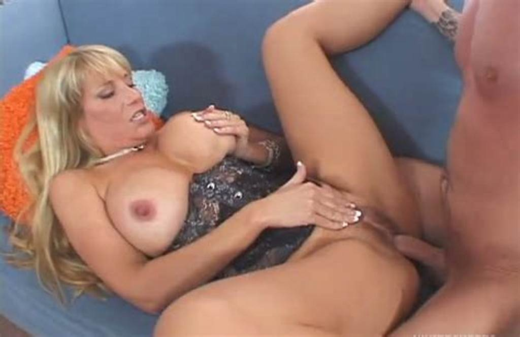 #Chunky #Blonde #Mom #With #Big #Boobs #And #Round #Ass #Is #Getting