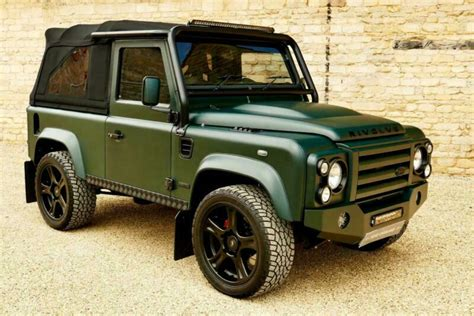 Those made just as much torque as this ls, so it should be okay. LAND ROVER DEFENDER 90 6.2 V8 LS RIVOLVE 550 Edition   in ...