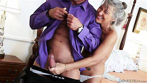 Small Asshole Bitches Savana Grey Haired Takes Penis Destroy In Anal