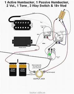 Jimmy Page Wiring Diagram