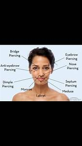 Face Piercing Guide