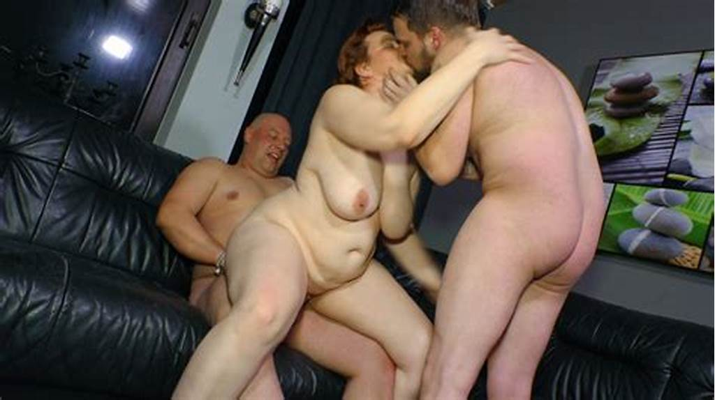 #Chunky #German #Mature #Lady #In #Hardcore #Mmf #Threesome