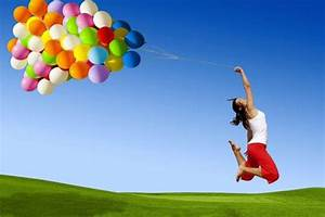 Balloons Can Bring Happiness To Your Life