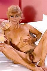 Nude hairy redhead grannies