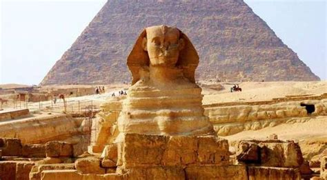 5 Fakta Menarik Sphinx Patung Singa Berkepala Manusia