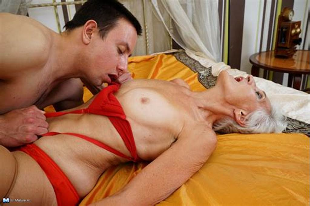 #This #Mature #Lady #Loves #Having #Fun #With #Her #Toy #Boy