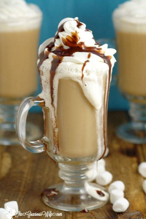 Toasted marshmallow coconut coffee creamer. Homemade Marshmallow Coffee Creamer Recipe- A yummy, fun ...