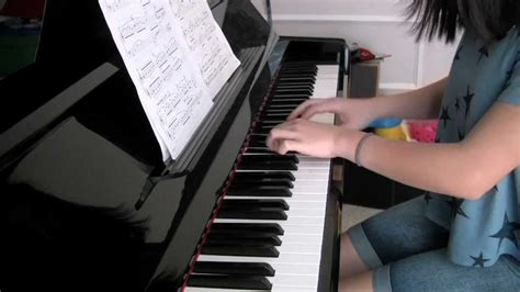 Mary Leaf: Flight of the Mourning Dove Piano Cover YouTube