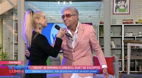 Ion dichiseanu a murit pe 20 mai, la spitalul de urgențe florească din capitală. VIDEO Dichiseanu și Simona Florescu, duet de excepție ...