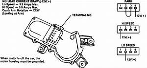1986 S10 Wiper Motor Wiring Diagram