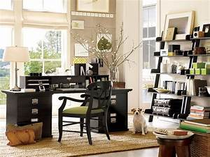 cute home office ideas elegant home office with wooden With ideas for home office design