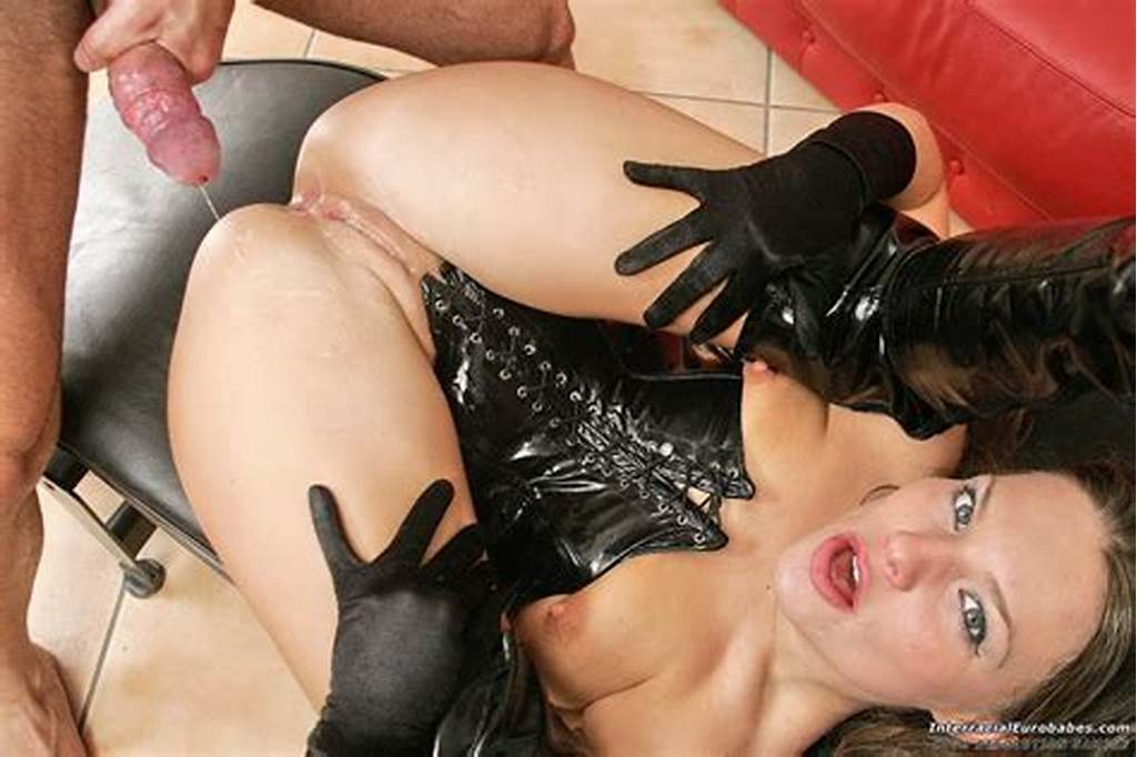 #Lucy #Love #Wearing #Boots #Enjoying #Double #Penetration