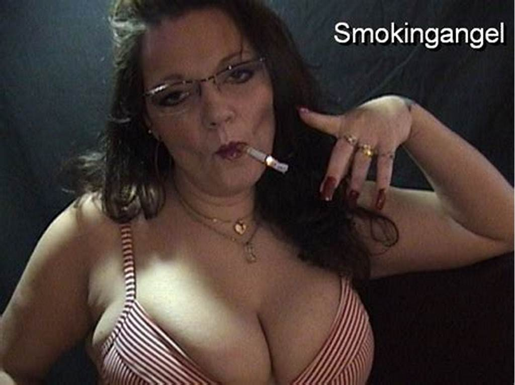 #Smoking #Cigarette,Smoking #Fetish,Mature,Bra,Milf,Big #Tits