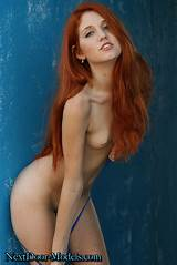 Red headed women naked