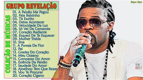 GRUPO REVELAÇÃO - MELHORES MUSICAS [ CD ] [ 2015 ...