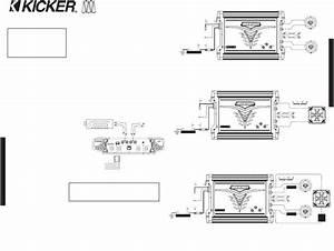 Kicker Cxa1800 1 Wiring Diagram