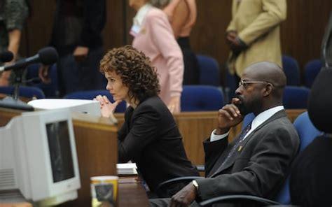 foto de O J Simpson prosecutor: 'His murder trial ruined my life