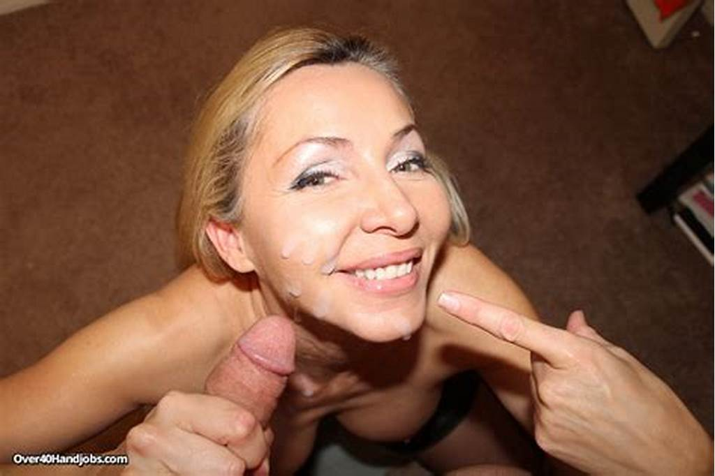 #Lisa #Demarco #Gets #Her #Face #Coated #With #Jizz