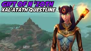 gift of n 39 zoth questline the azsharan medallion