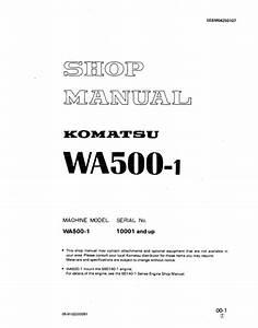 Komatsu Wa500
