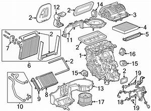 Chevrolet Impala Hvac System Wiring Harness  W  Auto Temp