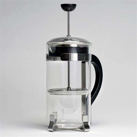 It looks so elegant and pretty and is really well made. Precision Pour - Stainless Steel Pour Over Kettle | French press, Chrome, Coffee maker