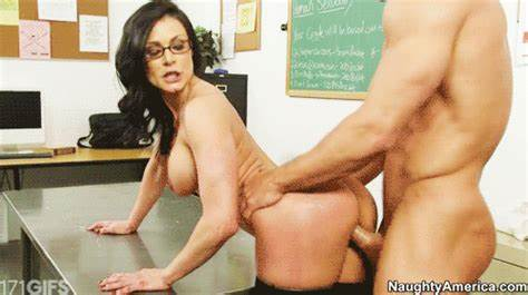 Granny Enjoy His Slim And Lust Meat 201