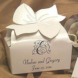 personalized bow top custom wedding favor boxes With kitchen colors with white cabinets with personalized stickers for wedding favors