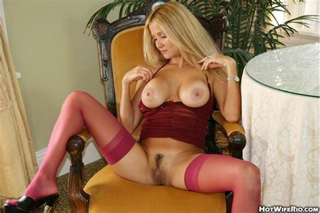 #Hot #Wife #Rio #In #Nylons