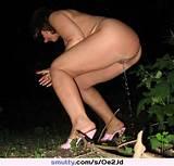 Mature desperate to pee