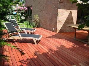 Bois Exotique Pour Terrasse : bois exotique pour terrasse padouk ~ Dailycaller-alerts.com Idées de Décoration