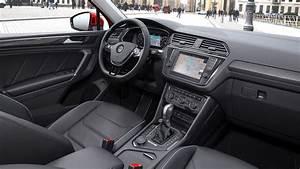 2019 Volkswagen Tiguan Release date, Price, Spy shots