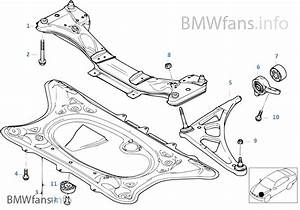 Bmw E46 Front Drawing