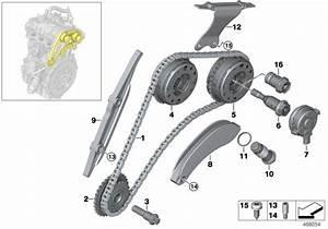 2016 Bmw X1 Vanos Actuator  Timing  Alpina  Chain