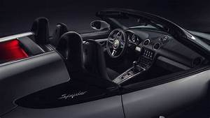 3 Reasons The 2020 Porsche 718 Boxster Spyder Is The