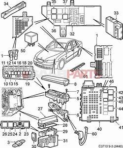 12824877  Saab Uec Module