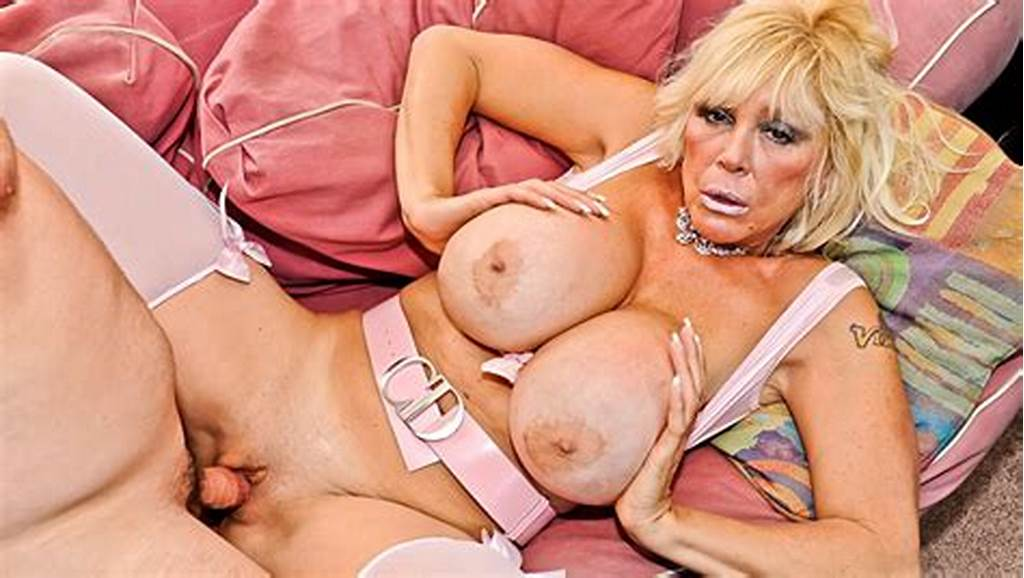 #Huge #Boobed #Granny #Taking #It #In #Doggystyle