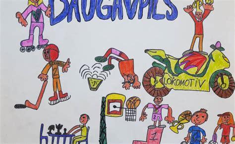 Bērnus aicina piedalīties zīmējumu konkursā