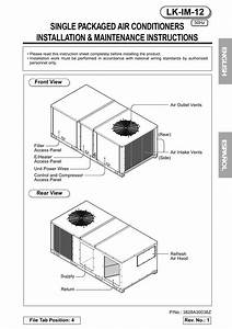 Lg Wiring Diagram Air Conditioner