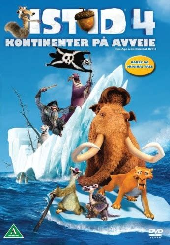 Istid 4 - Kontinenter På Avveie - Film - CDON.COM