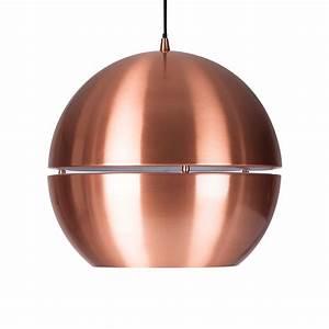 Pendelleuchte Kugel Kupfer : pendelleuchte kugel kupfer wohndesign mit ~ Fotosdekora.club Haus und Dekorationen