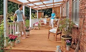 Terrassenüberdachung Holz Selber Bauen : terrassen selber bauen ~ Sanjose-hotels-ca.com Haus und Dekorationen
